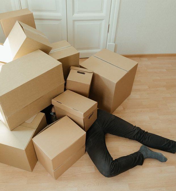 Nettoyage après déménagement